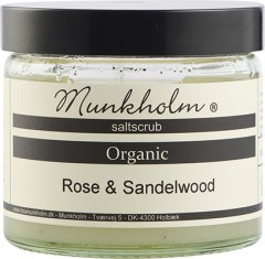 Saltscrub, Rose & Sandelwood, 300g.